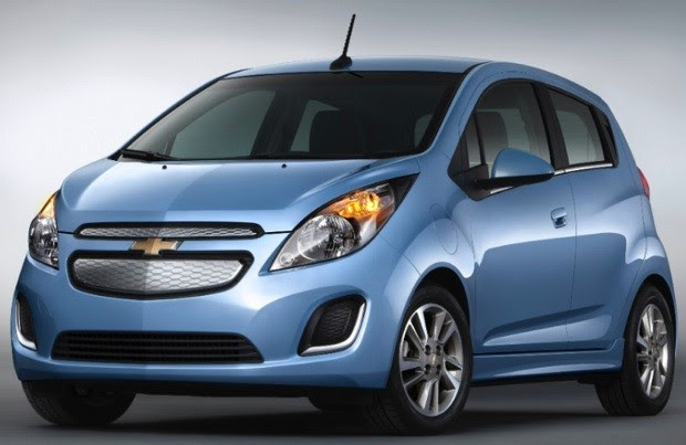 Chevy prices 2014 Spark EV under $25,000, plans launches in Canada and beyond