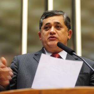 O deputado José Guimarães (PT-CE)