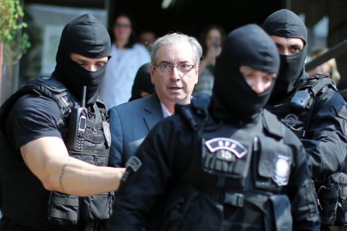 Peemedebista foi preso por corrupção. Foto: Estadão