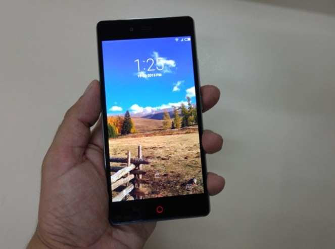ZTE Nubia Z9 mini review