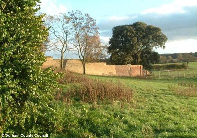 Gorgeous setting: Windlestone lies within 25 acres of lush parkland