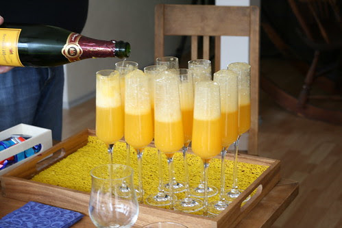 Easter Mimosas 2010