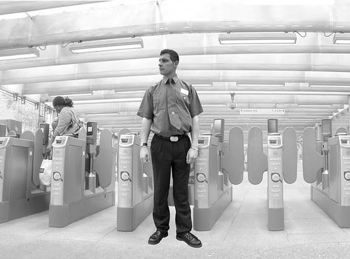 Station Assistant at Bermondsey London Underground Station