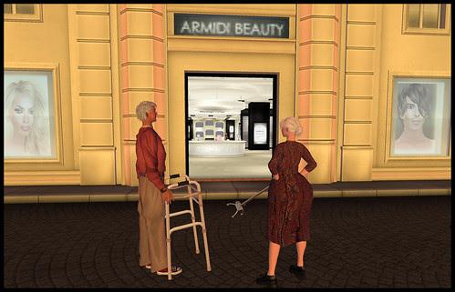 Old Folks At Armidi [5]