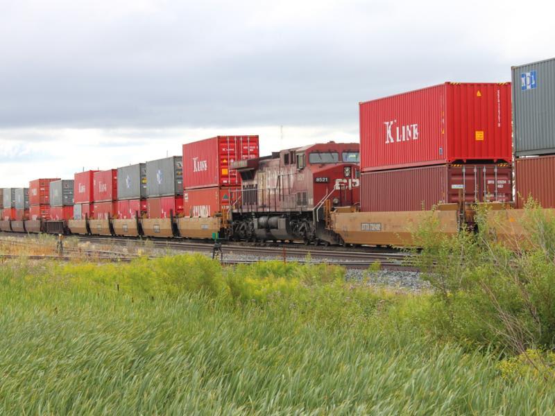 CP 8521 near Regina