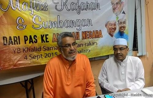 'Ahli Amanah bebas memilih,Pas jangan sekat ahli hijrah ke Amanah'