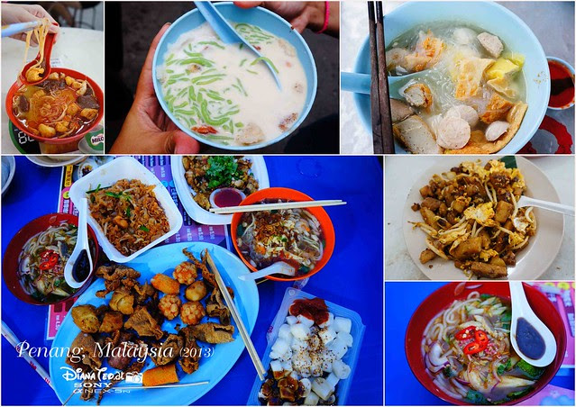 Penang's Foods 01