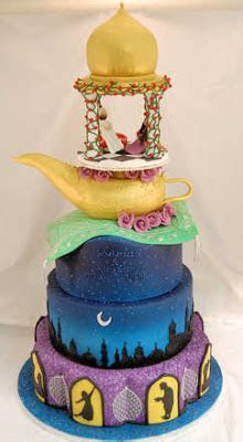 Wedding Cakes Pictures: Cool Wedding Cakes
