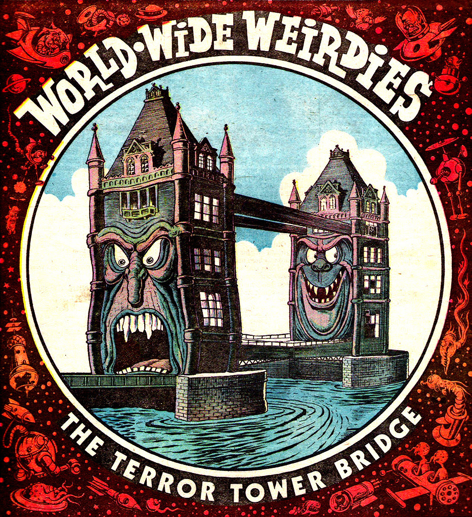 Ken Reid - World Wide Weirdies 91