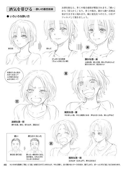 pin  brandy    express drawings manga drawing