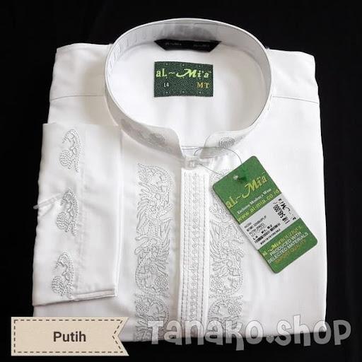Info Harga Baju Muslim Al Mia Bulan Ini 7c23f7d58f