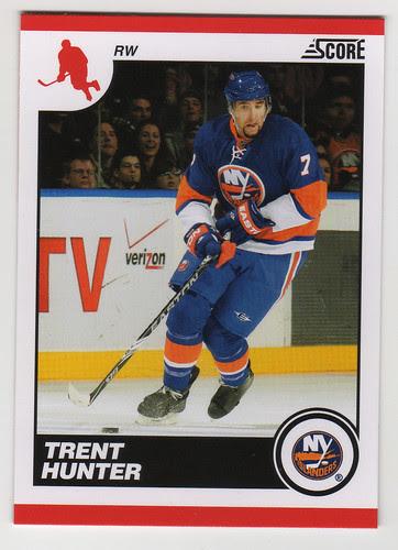 Score - TRent Hunter front