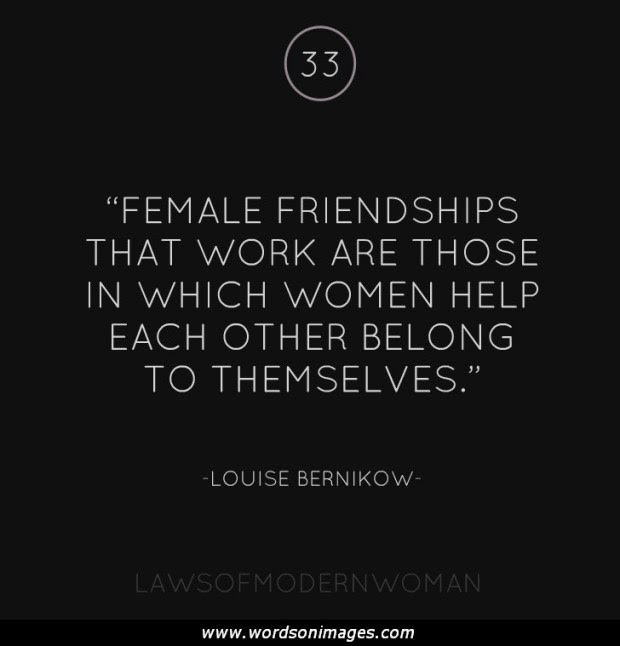 Friends Helping Each Other Succeed Empowering Quotes About Women