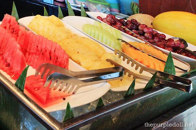Fresh Fruit Slices