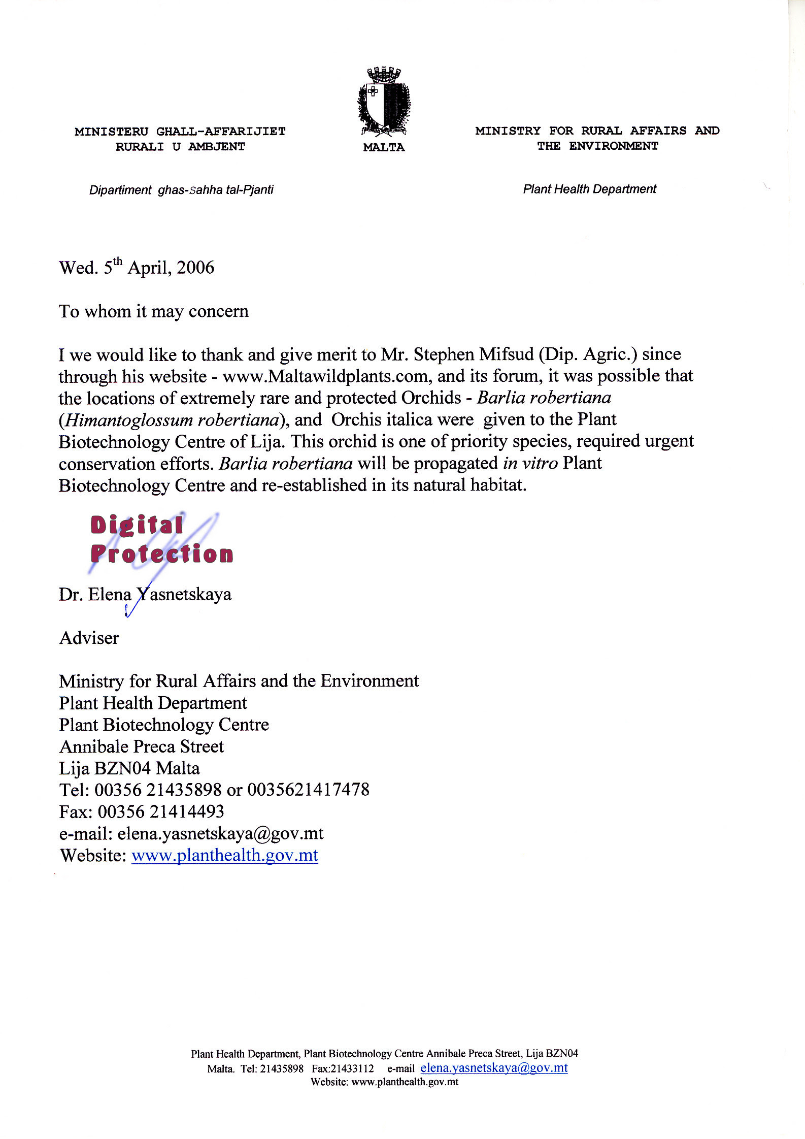 Sample Recommendation Letter Government Official Sample Web O