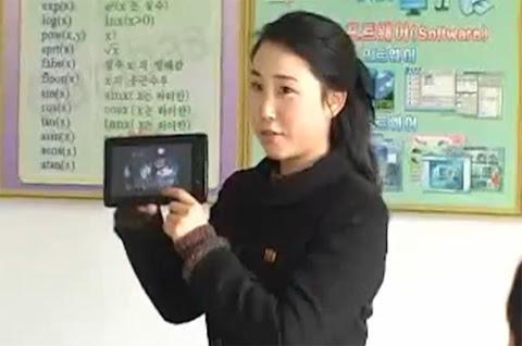 NorthKoreaTech, tablet, Bắc Triều Tiên, Achim