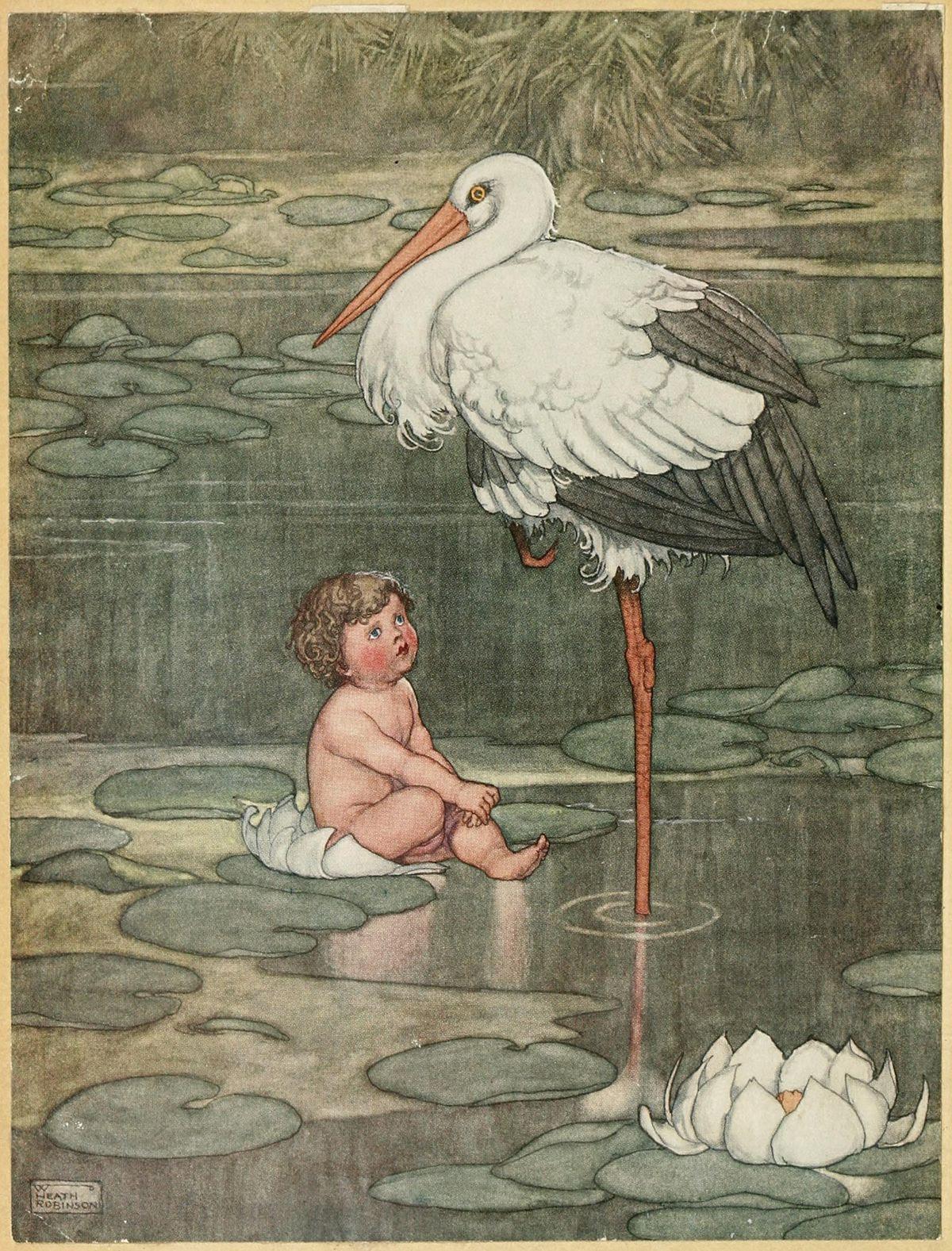 Frontispiece of Andersen's fairy tales (Robinson).jpg