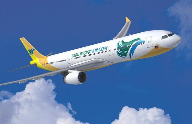 Image courtesy of Cebu Pacific Airways