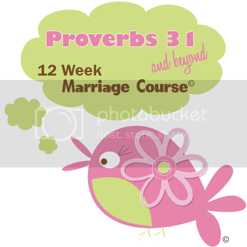 Proverbs 31 and Betond Marraige Course