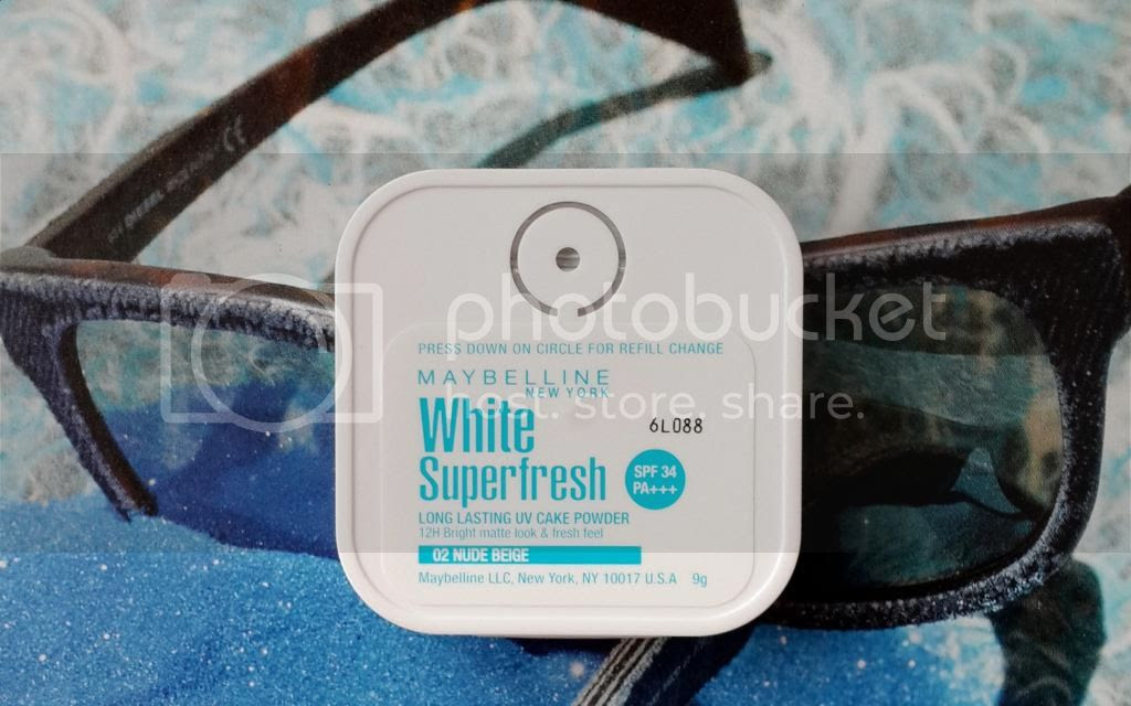 Maybelline White Superfresh refill