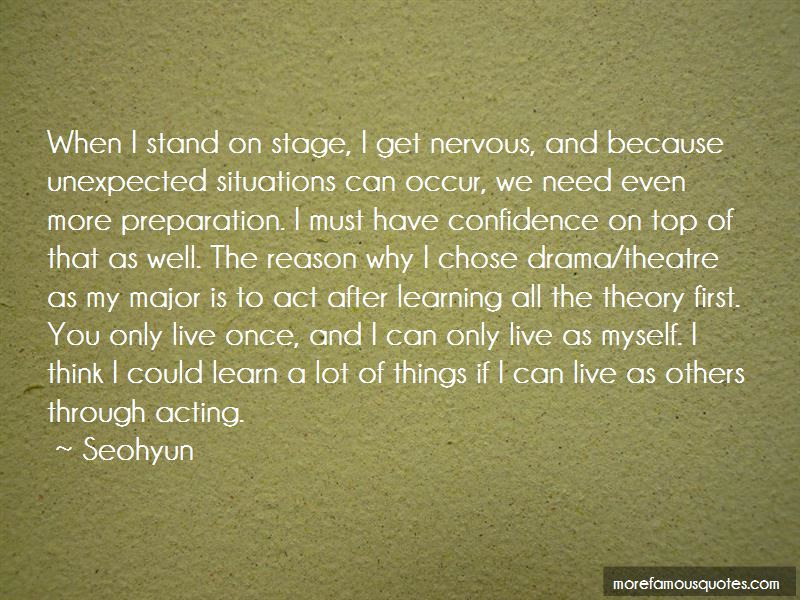 Seohyun Quotes Top 22 Famous Quotes By Seohyun