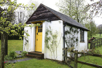 newyorker: Is it worth half a million pounds to save Roald Dahl's famed writing hut? http://nyr.kr/oAiVgQ YES!