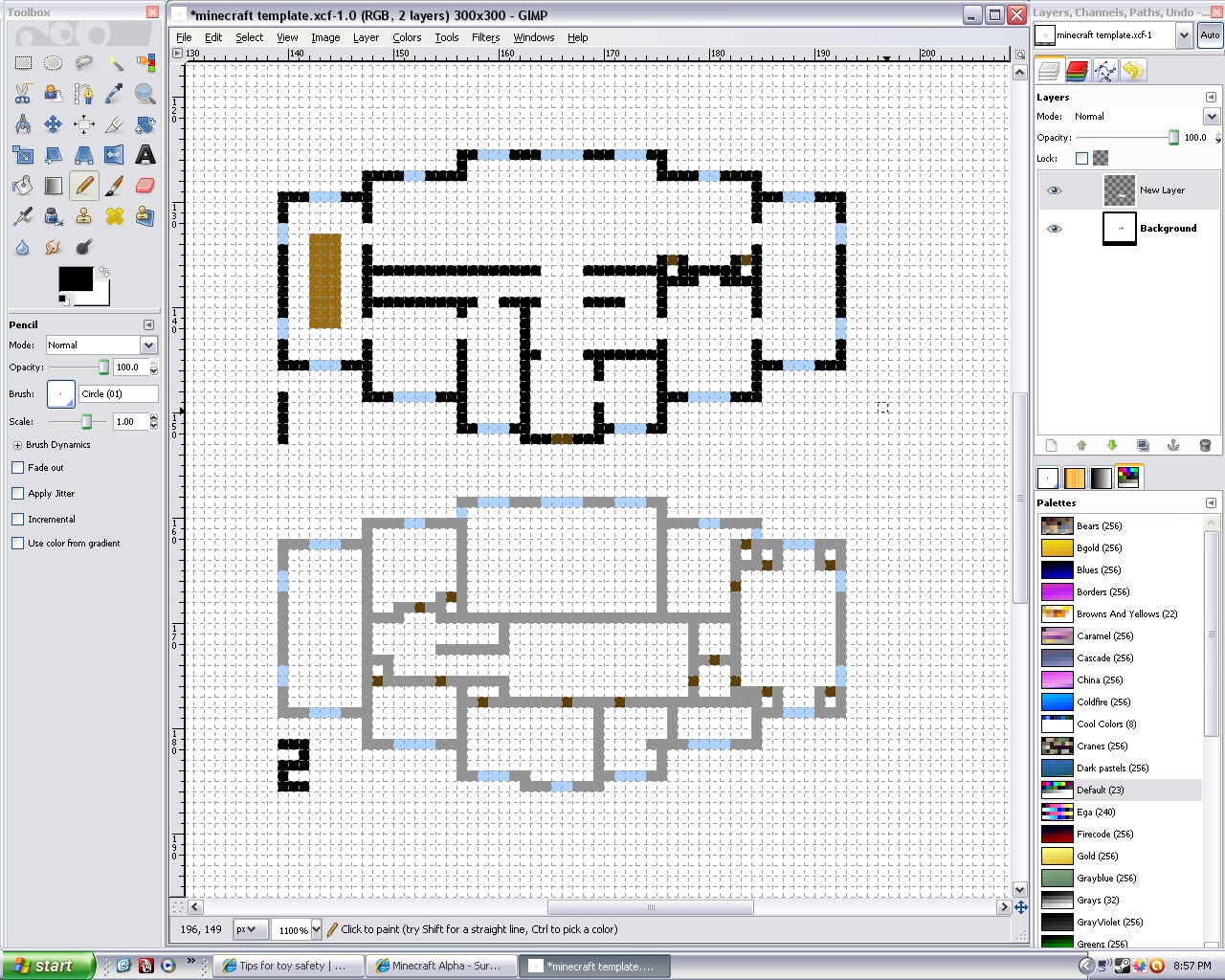 Minecraft House Blueprints Minecraft Huse Guide