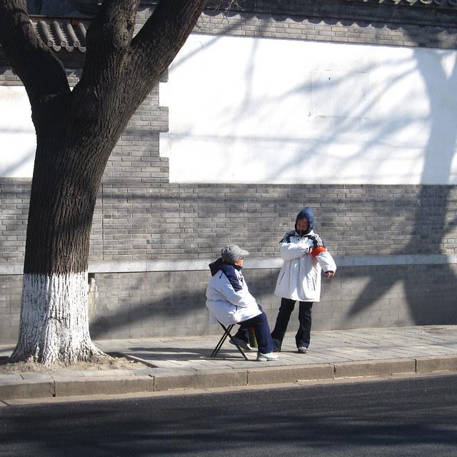Black and White, Beijing
