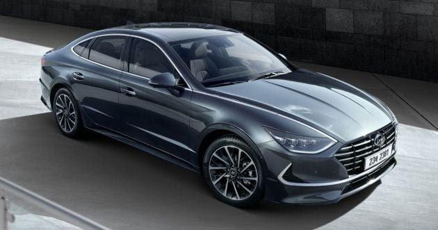 2020 Hyundai Sonata – new 1.6L T-GDi engine, 180 hp