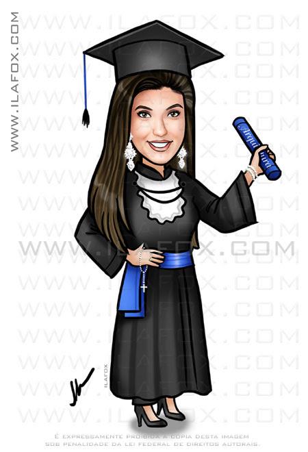 caricatura formanda, caricatura formatura, by ila fox