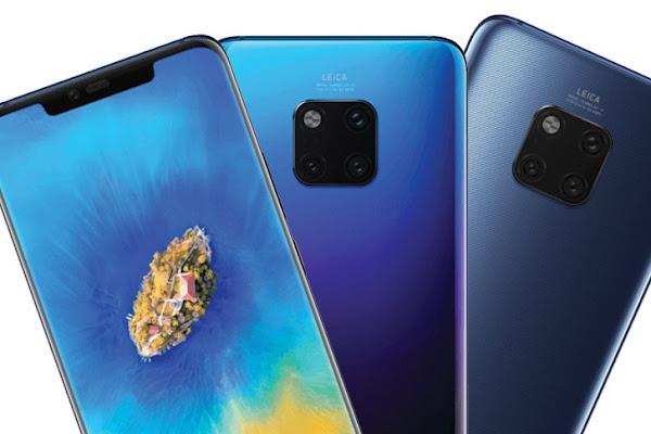 8a21f9b6e4d7a Se filtran las características de los Huawei Mate 20