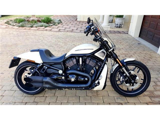 Harley Davidson V Rod For Sale Gauteng