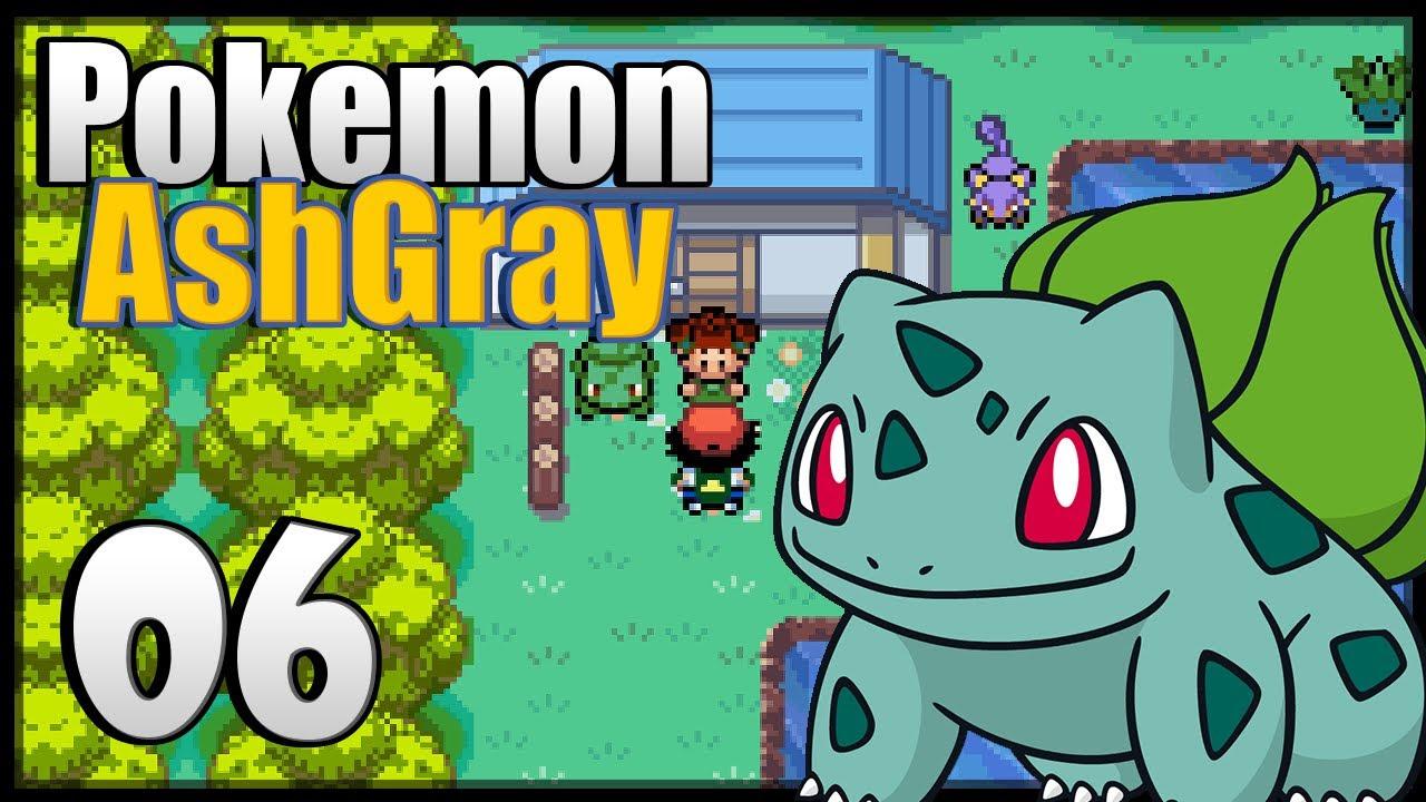 Pok\u00e9mon Ash Gray  Episode 6  YouTube