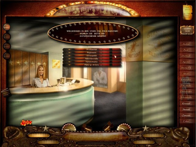Screenshot of Hollywood Pictures 2 (PC)