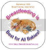 the Baby Store PLUS September Breastfeeding Celebration