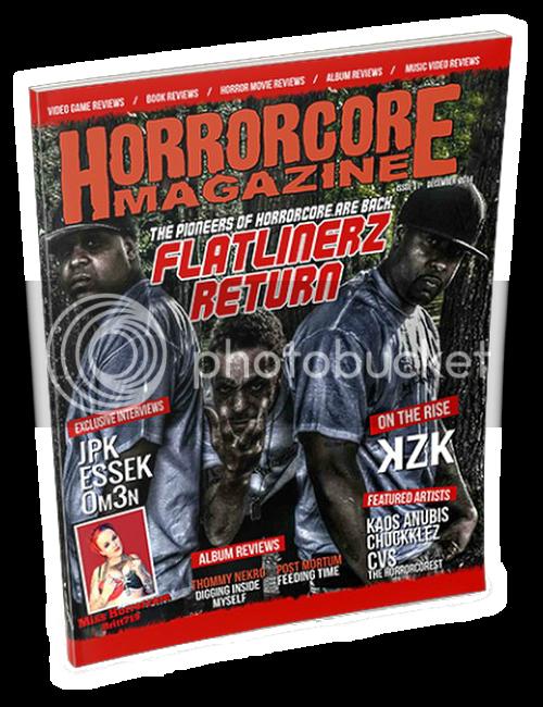 photo HorrorcoreMagazineFlatlinerz