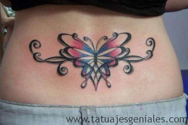 50 Tatuajes En La Cadera Súper Sensuales Tatuajes Geniales