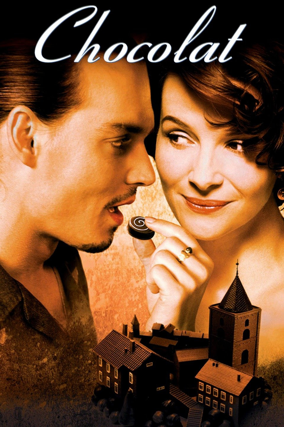 Image result for Chocolat, movie