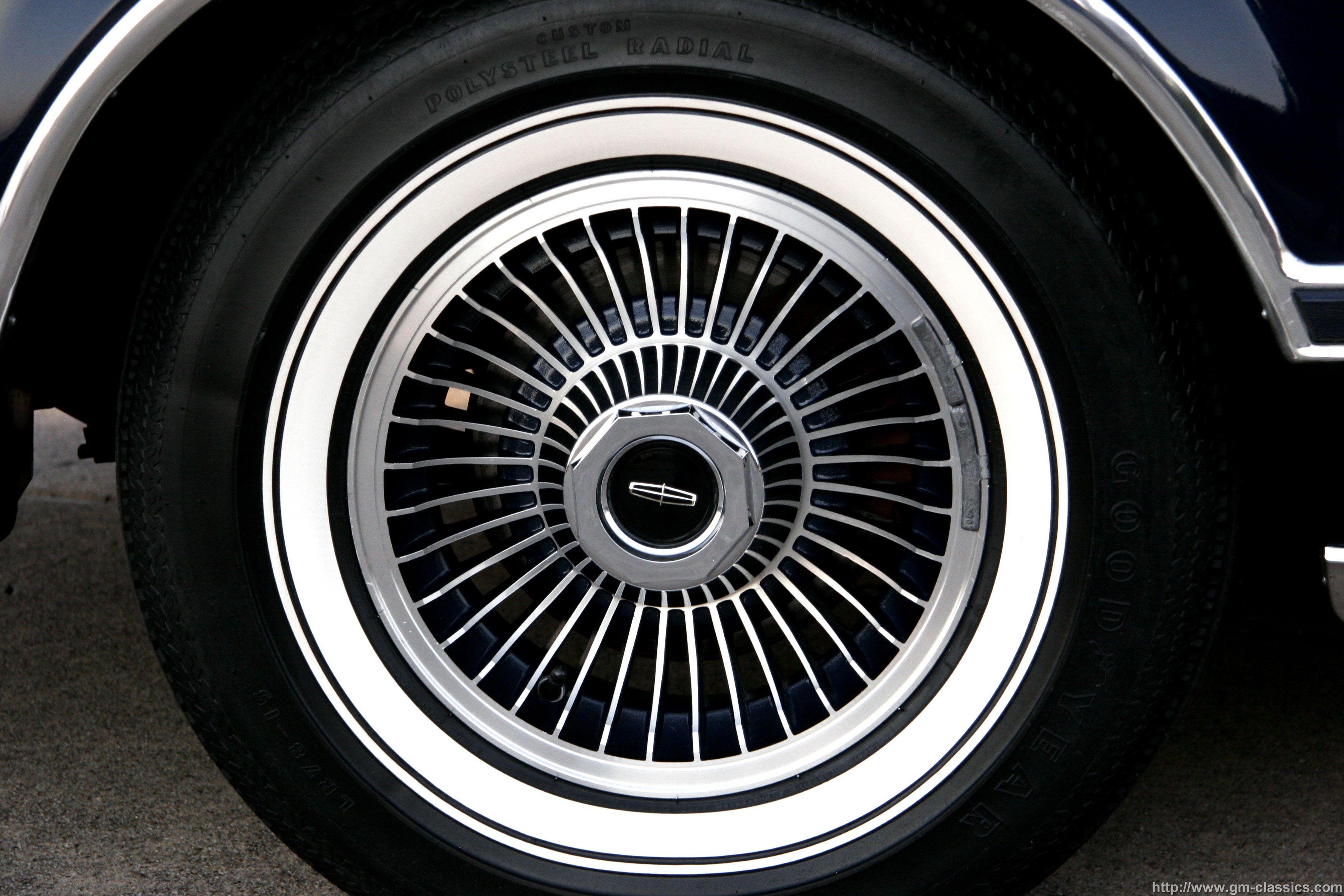 1979 Lincoln Mark V Collector Series Matt Garrett