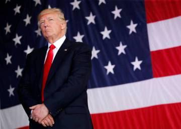 Trump se inclina por retirar a EE UU del acuerdo mundial contra el cambio climático