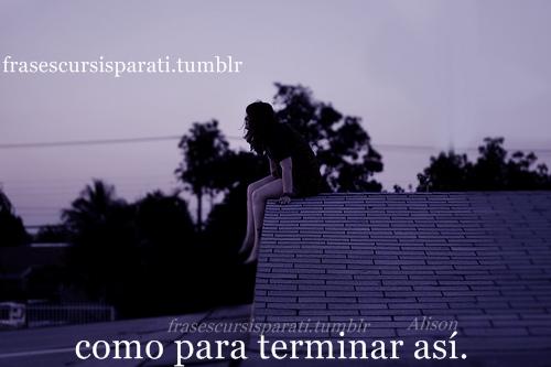 Tumblr Quotes Frases Amor Myphotos Fotos Mierda Imagenes Ella