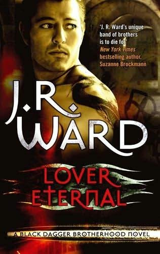book cover of   Lover Eternal