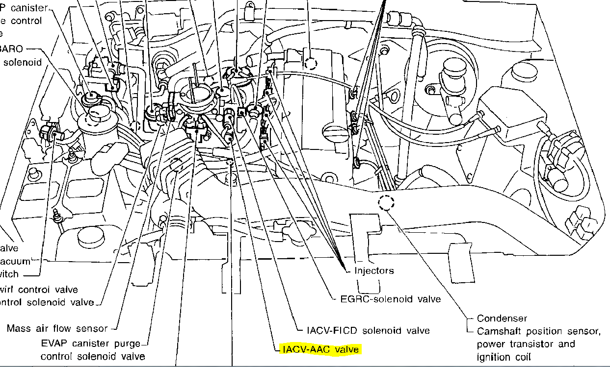 1995 Nissan Pickup Engine Diagram Wiring Diagram Extend Extend Lechicchedimammavale It