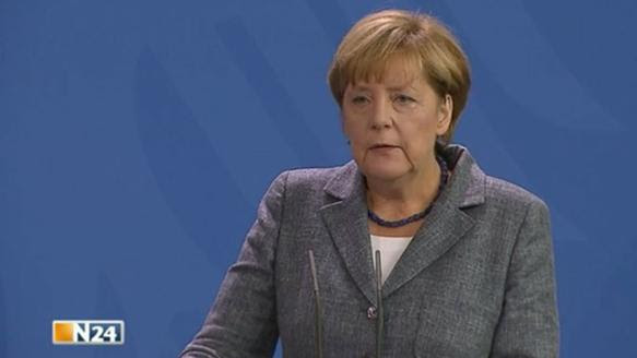 """Angela Merkel über Flüchtlingsdebatte: """"Dann ist das nicht mein Land"""""""