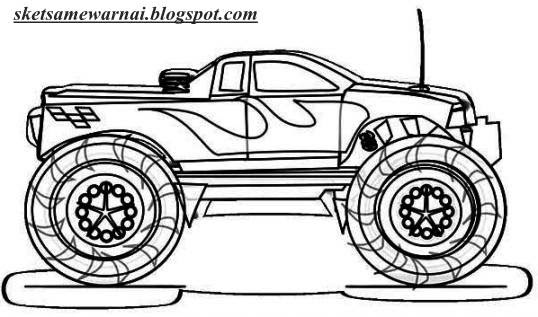 Sketsa Mewarnai Gambar Es Cream Auto Electrical Wiring Diagram