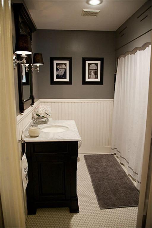 luxury bathrooms grey