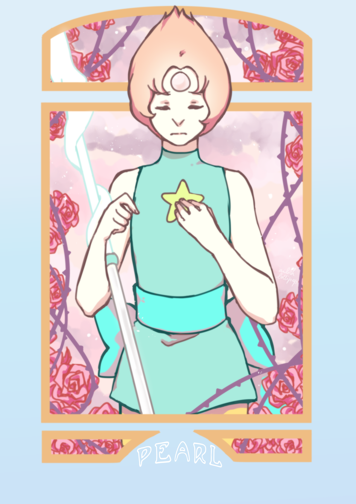 finally finished Pearl…..