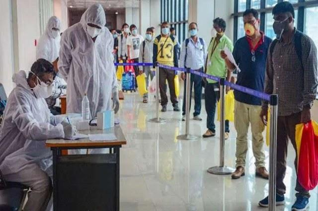 दिल्ली में कोरोना के मामलों ने तोड़ा अब तक का रिकॉर्ड, पिछले 24 घंटों में आए 4853 नए मरीज