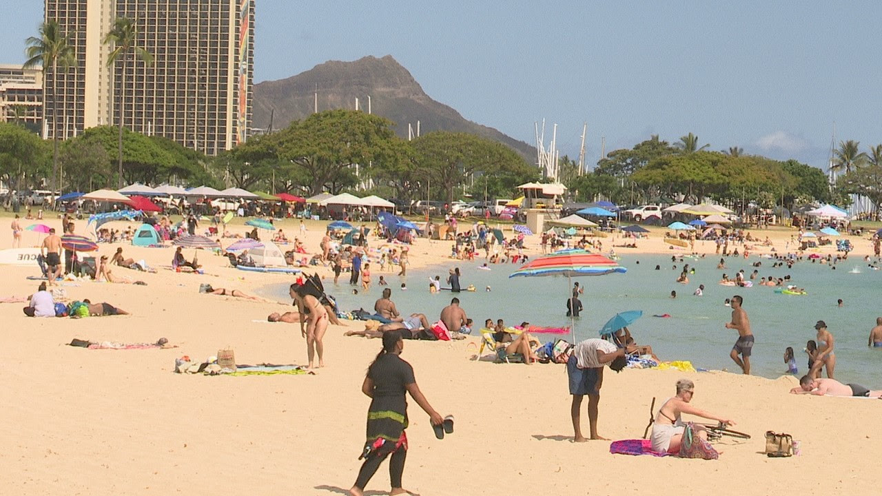 Hawaii Tourism Authority unveils interactive data page