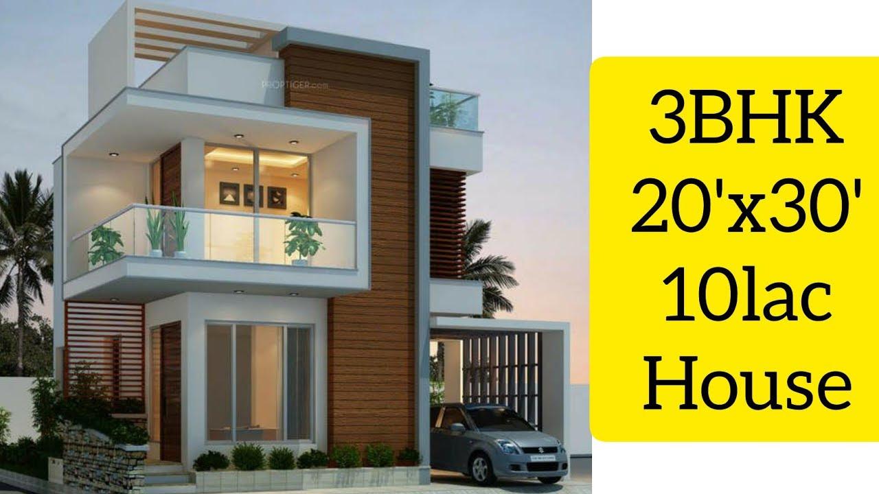 Double Floor House Design